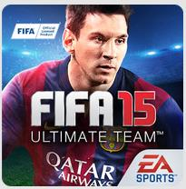 FİFA 15 Ultimate Team Apk Full + Data v1.0.6 İndir